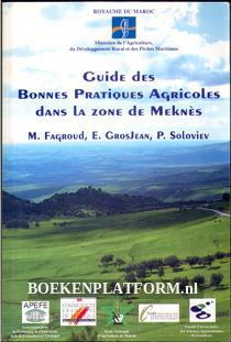 Guide des Bonnes Pratiques Agricoles dans la zone de Meknes