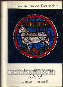 Bronnen van de Dierenriem onder het teken Ram