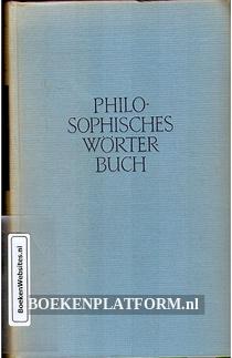 Philo- sophisches Wörterbuch