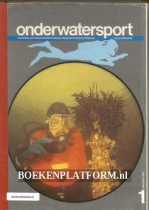 Onderwatersport magazine 1984 Ingebonden