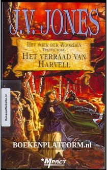 Het verraad van Harvell 2e boek