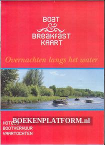 Boat & Breakfast kaart