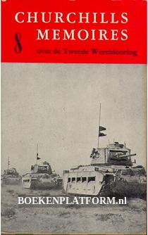 Churchills Memoires 08, Afrika teruggewonnen