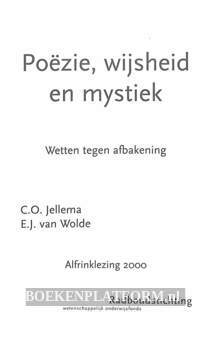 Poëzie, wijsheid en mystiek