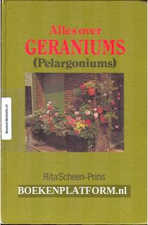 Alles over Geraniums (Pelargoniums)