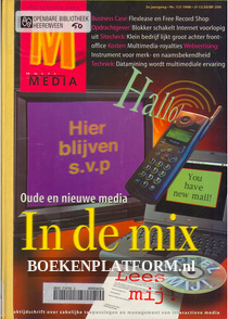 Ingebonden jaargang Multimedia 1e halfjaar 1998