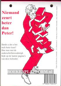 Peter's zeurkalender 2008