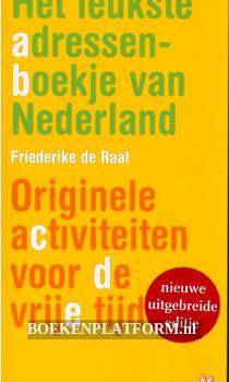 Het leukste adressenboekje van Nederland 2003