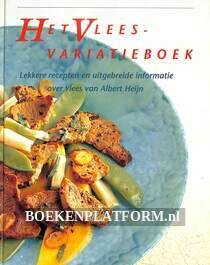 Het Vleesvariatie-boek