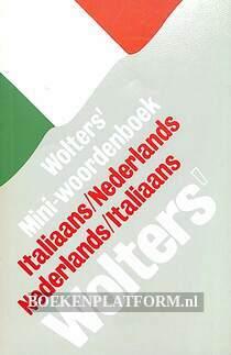 Wolters Mini-woordenboek Italiaans