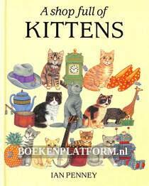 A shop full of Kittens