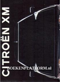 Citroen XM 1991 brochure