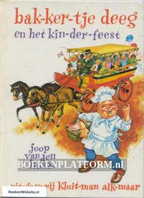 Bakkertje Deeg en het kinderfeest