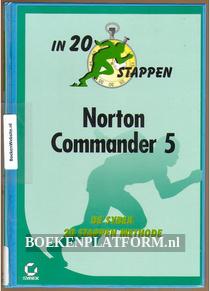 In 20 stappen Norton Commander 5
