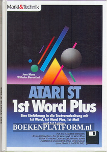 Atari ST 1st Word Plus
