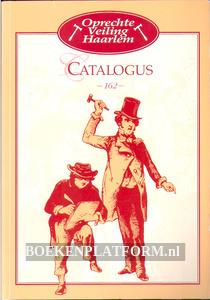 Oprechte Veiling Haarlem, catalogus 162