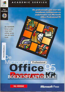 Office 95 Professional Resource Kit
