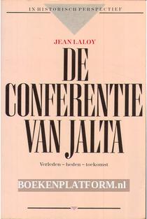 De conferentie van Jalta