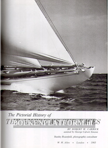 The Pictorial History of the America's Cup Races