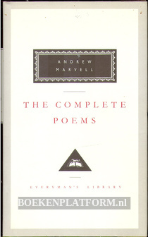 Andrew Marvell, the Complet Poems