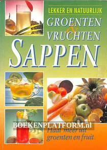 Groenten en vruchten sappen