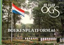 40 jaar Oorlogsgravenstichting 1946-1986