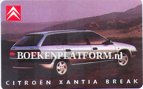 Telefoonkaart Citroen Xantia Break