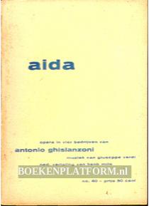 Aida, Opera in vier bedrijven