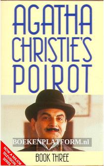 Agatha Christie's Poirot Book Three