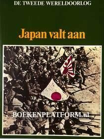 Japan valt aan