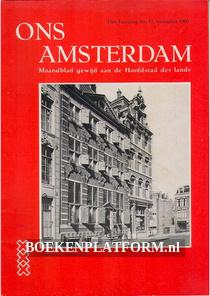Ons Amsterdam 1960 no.11