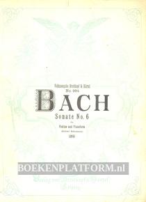 Bach Sonate No