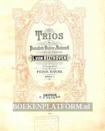Trios für Pianoforte, Violine von L