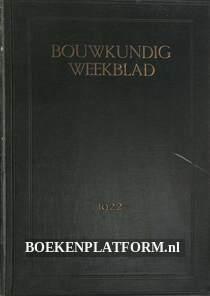 Bouwkundig Weekblad 1922