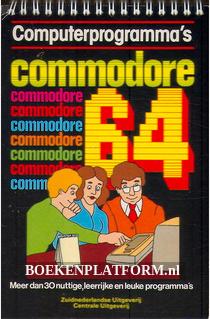 Computerprogramma's Commodore 64