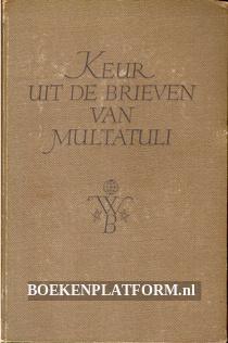 Keur uit de brieven van Multatuli