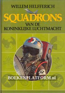 Squadrons van de Koninklijke Luchtmacht