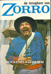 De terugkeer van Zorro