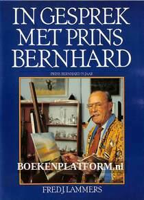 In gesprek met prins Bernhard