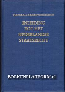 Inleiding tot het Nederlandse Staatsrecht