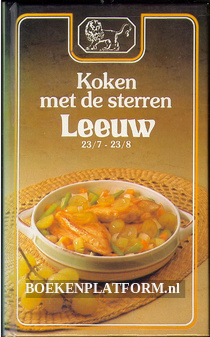 Koken met de sterren, Leeuw