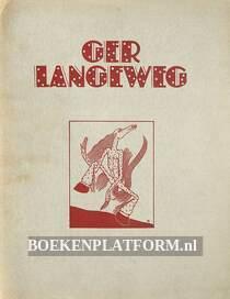 Teekeningen Ger Langeweg