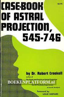 Case-book of Astral Projection 545-0746