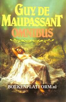 Guy de Maupassant omnibus