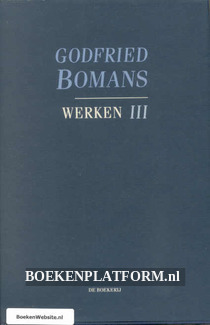 Godfried Bomans Werken 3