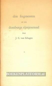 Drie fragmenten uit een Domburgs rijmjournaal