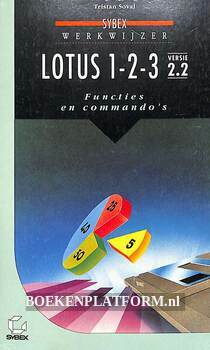 Werkwijzer Lotus 1-2-3