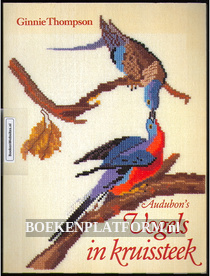 Audubon's Vogels in kruissteek