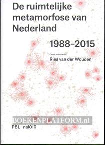 De ruimtelijke metamorfose van Nederland