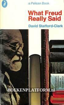 What Freud Really Said